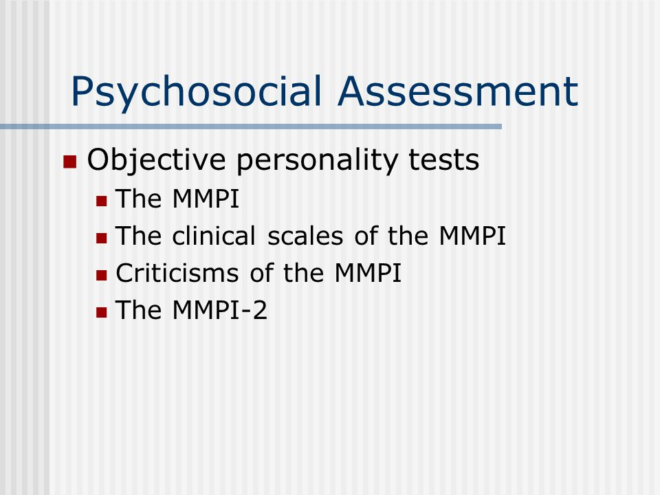 Allyn & Bacon Copyright Clinical Assessment. - Ppt Download