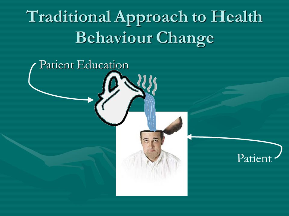 Assess Importance & Confidence Informal AssessmentInformal Assessment –Open-ended questions –Elicit patient thoughts about value of change & obstacles to it Formal AssessmentFormal Assessment –Use ratings or ruler How important is it, at this moment, for you to get better control over your BP ? How important is it, at this moment, for you to get better control over your BP ? How confident do you feel about increasing your activity level? How confident do you feel about increasing your activity level?