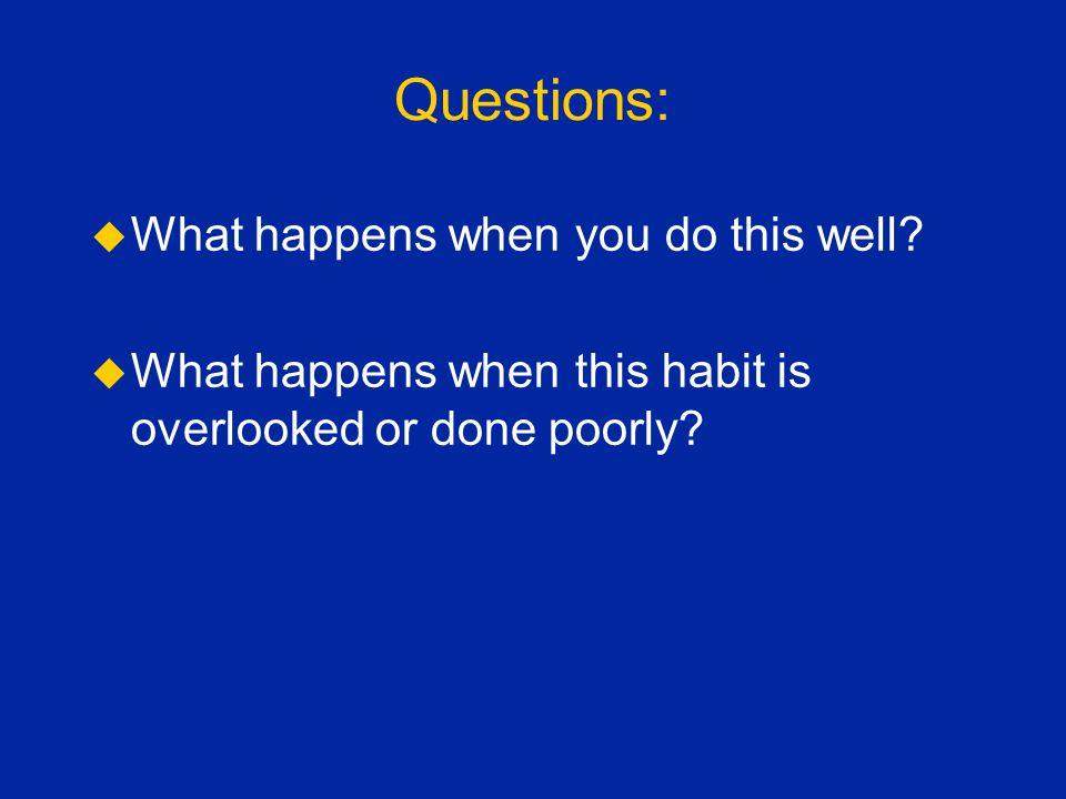 FOUR HABITS APPROACH: HABIT 3 DEMONSTRATE EMPATHY FOUR HABITS APPROACH: HABIT 3 DEMONSTRATE EMPATHY