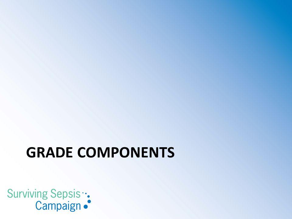 GRADE COMPONENTS