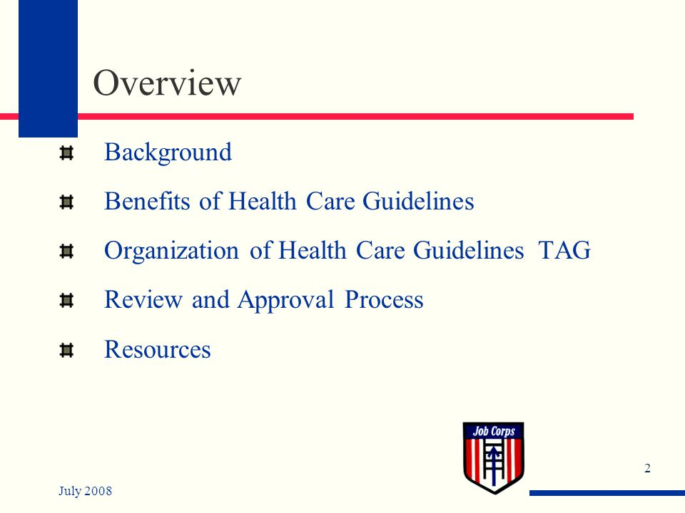 July 2008 13 Organization of Health Care Guidelines TAG (continued) Authorizations Advanced Practice Clinician (continued) o Center physician in consultation with HWM should complete a personal authorization for each advanced practice clinician o A copy of each advanced practice clinician authorization should be kept in the health and wellness center; original filed in the employee s personnel record
