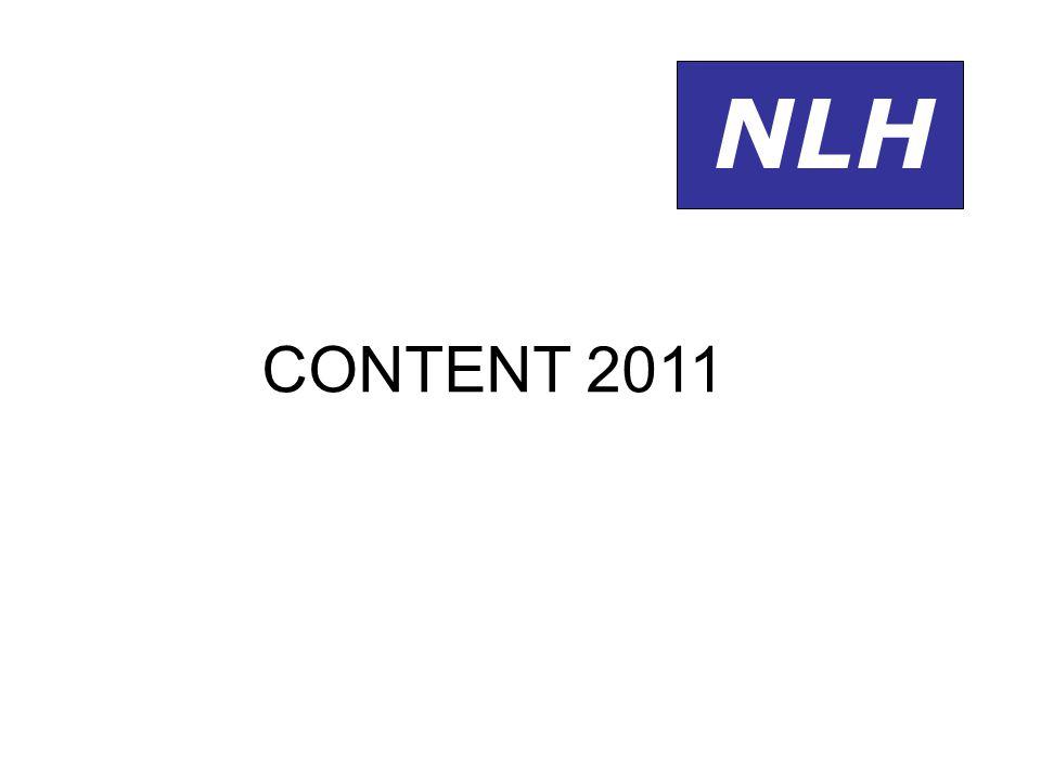 NLH CONTENT 2011