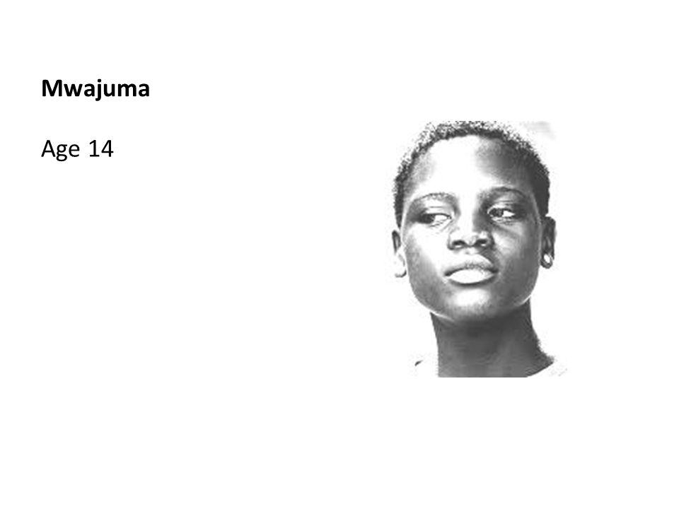 Mwajuma Age 14