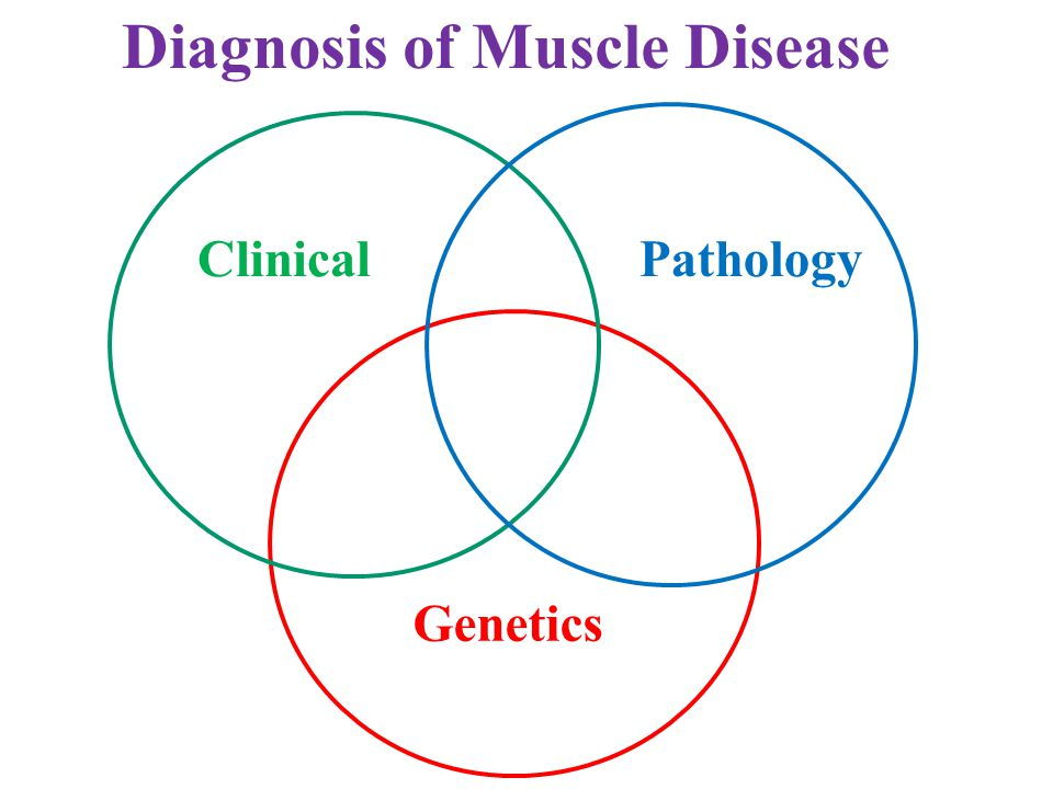 ClinicalPathology Genetics Diagnosis of Muscle Disease