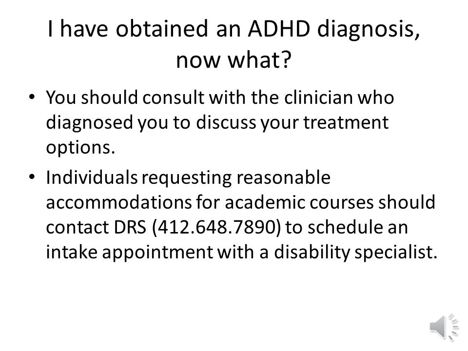 CAUTION There are many Internet sites about ADHD that offer various types of questionnaires and lists of symptoms. These questionnaires are not standa