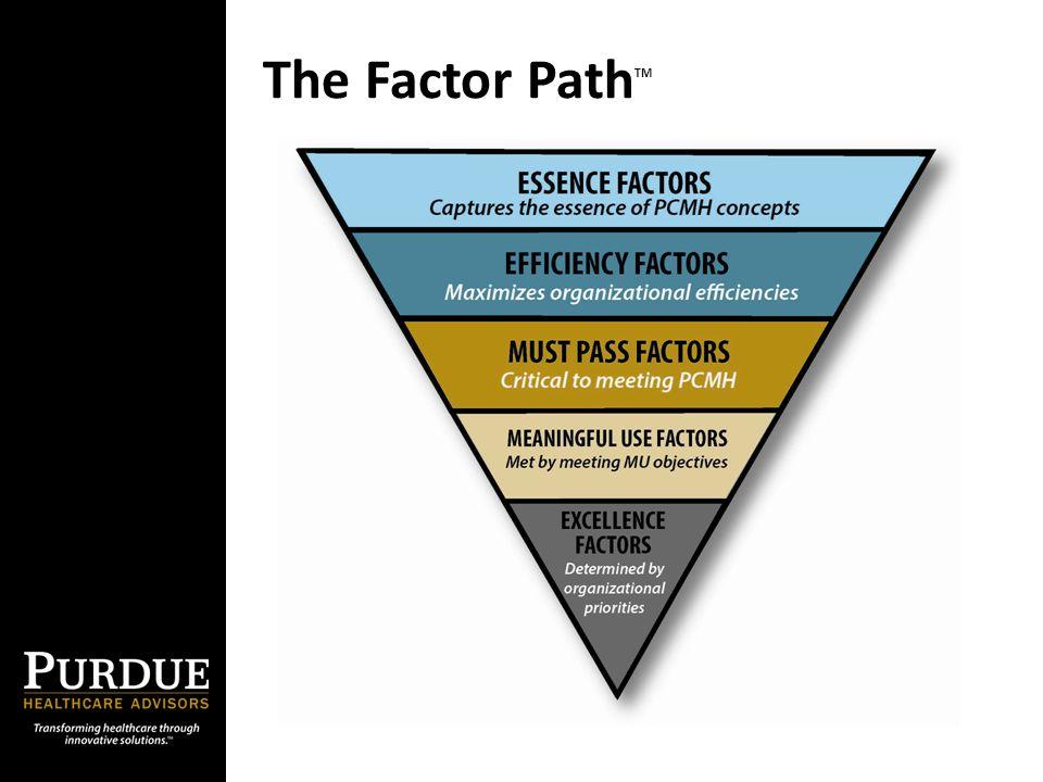 The Factor Path TM