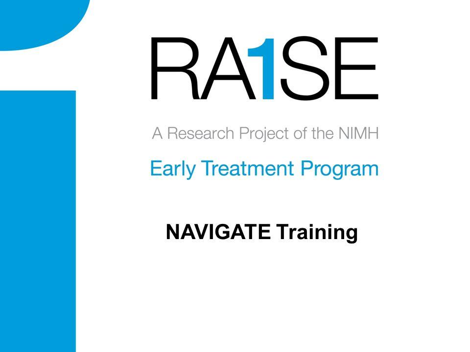 NAVIGATE Training