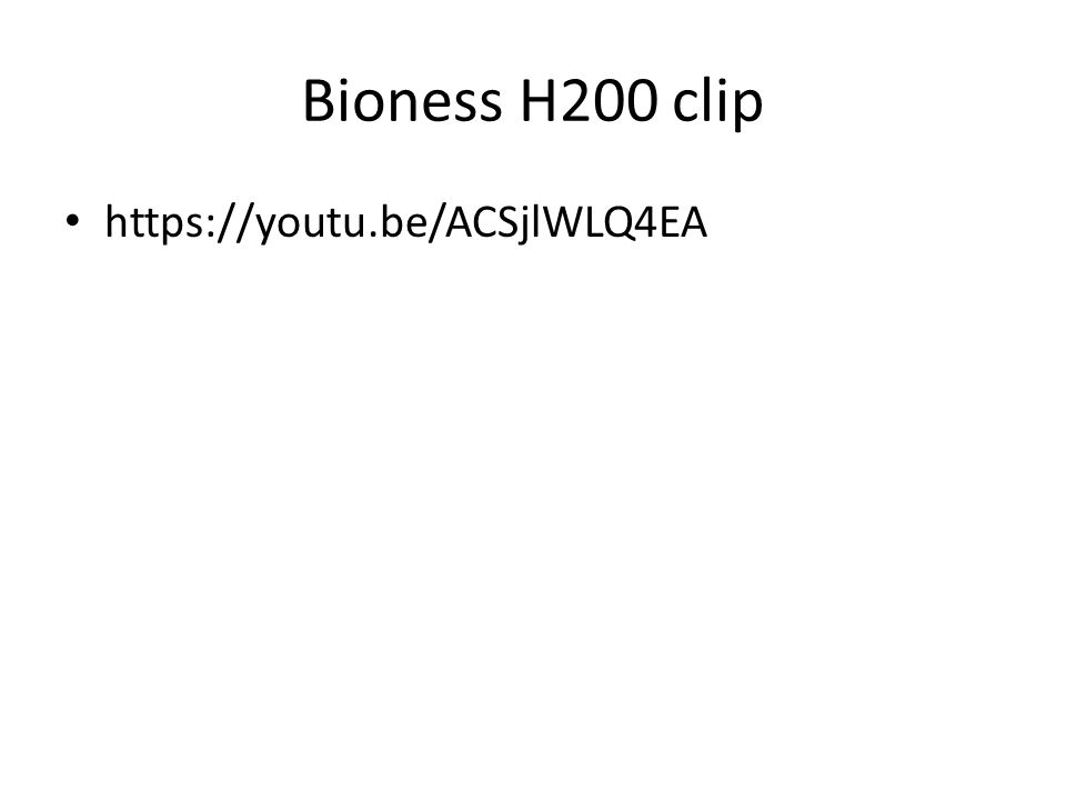 Bioness H200 clip https://youtu.be/ACSjlWLQ4EA