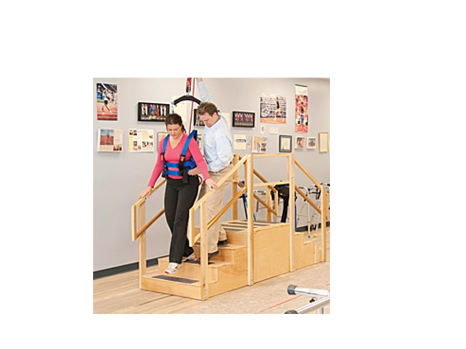LiteGait Body weight supported system to be used with or without a treadmill Allows partial controlled weight bearing for ambulation/gait training and correct posture and position can add the computerized gait analysis overview
