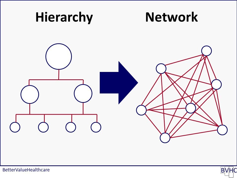BetterValueHealthcare Hierarchy Network