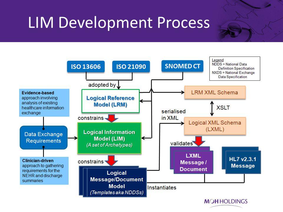 LIM Development Process