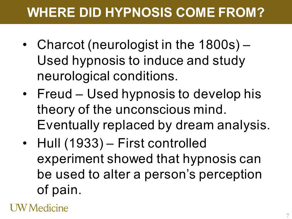 MYTHS OF HYPNOSIS 28