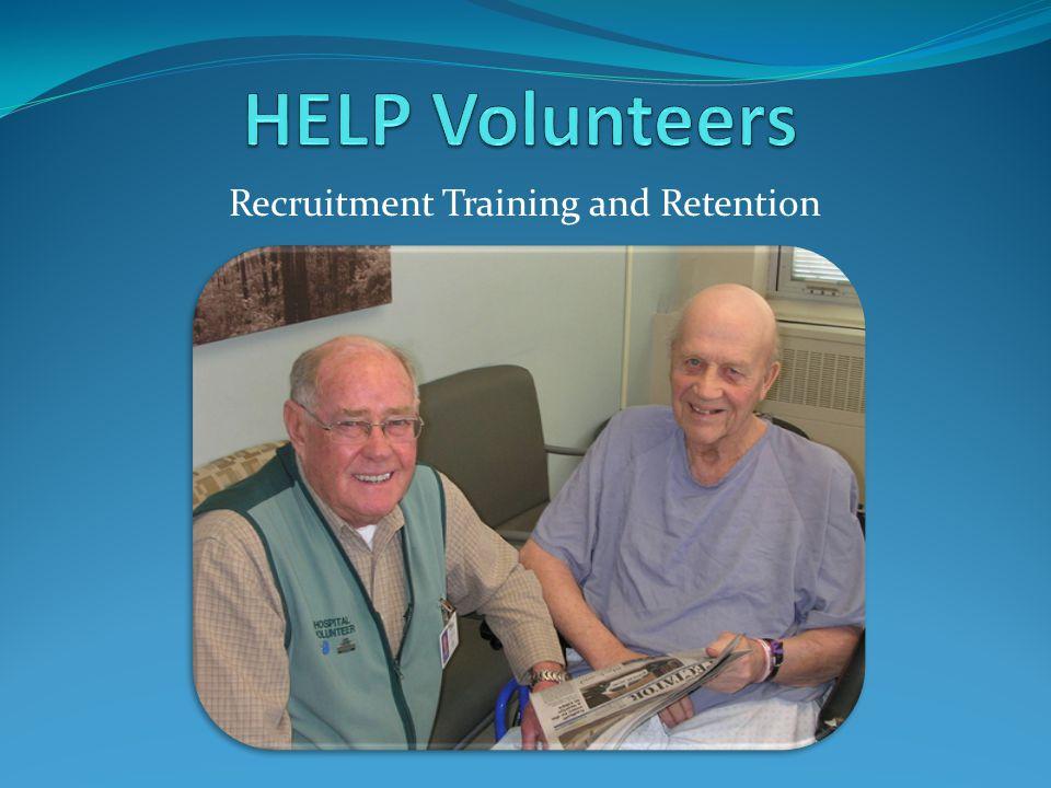 Recruitment Training and Retention