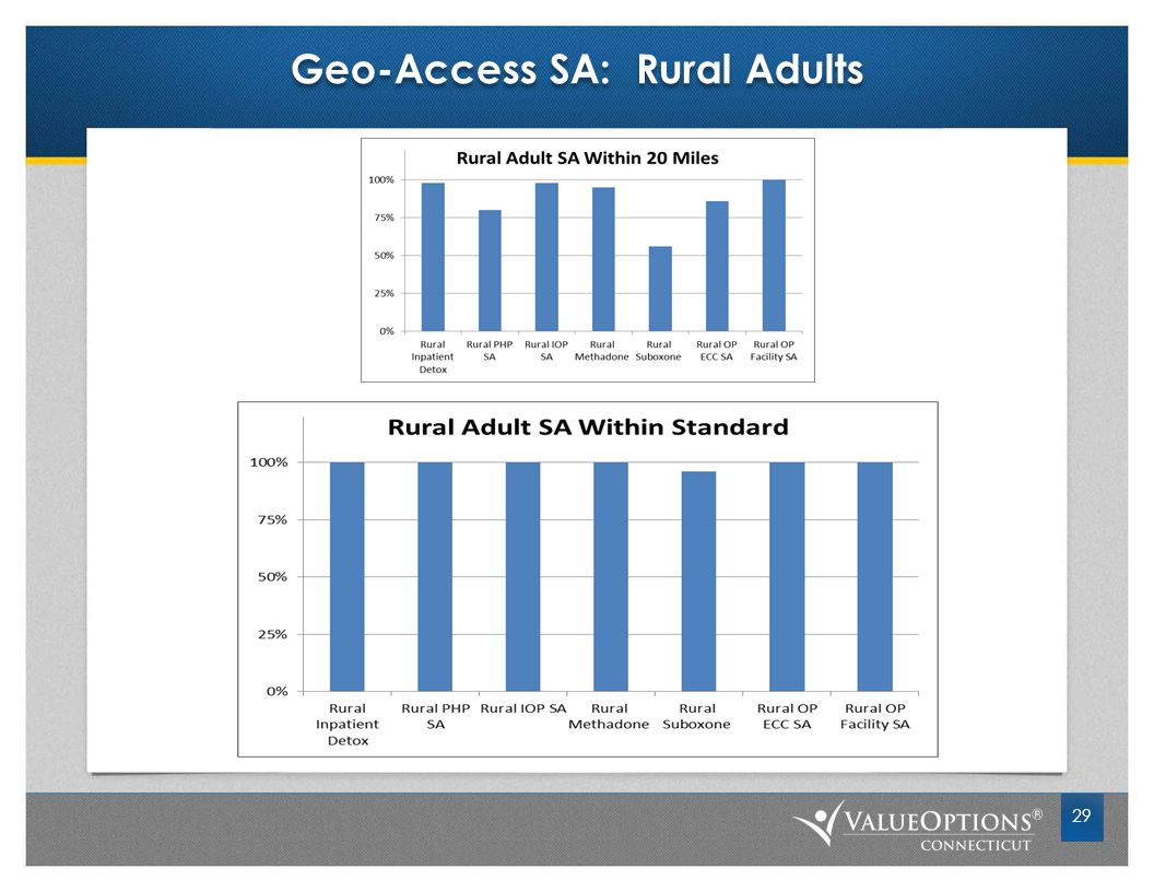Geo-Access SA: Rural Adults 29