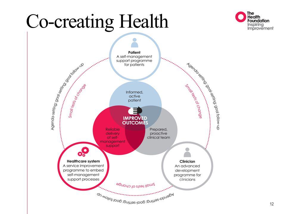 12 Co-creating Health
