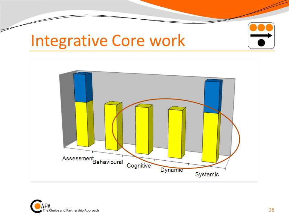 Integrative Core work 38