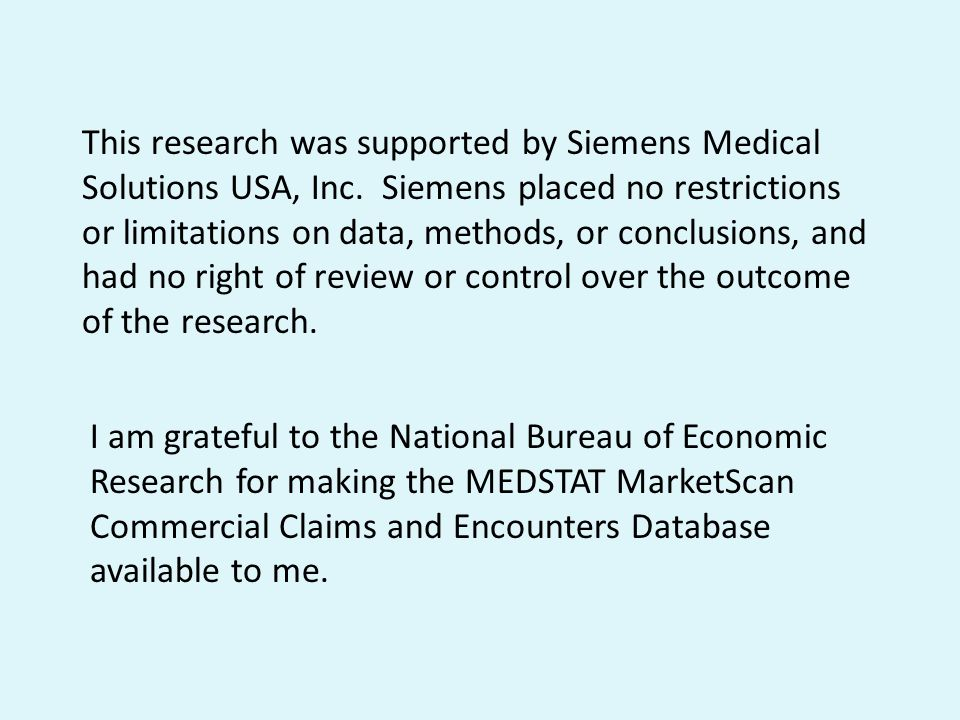 This research was supported by Siemens Medical Solutions USA, Inc.