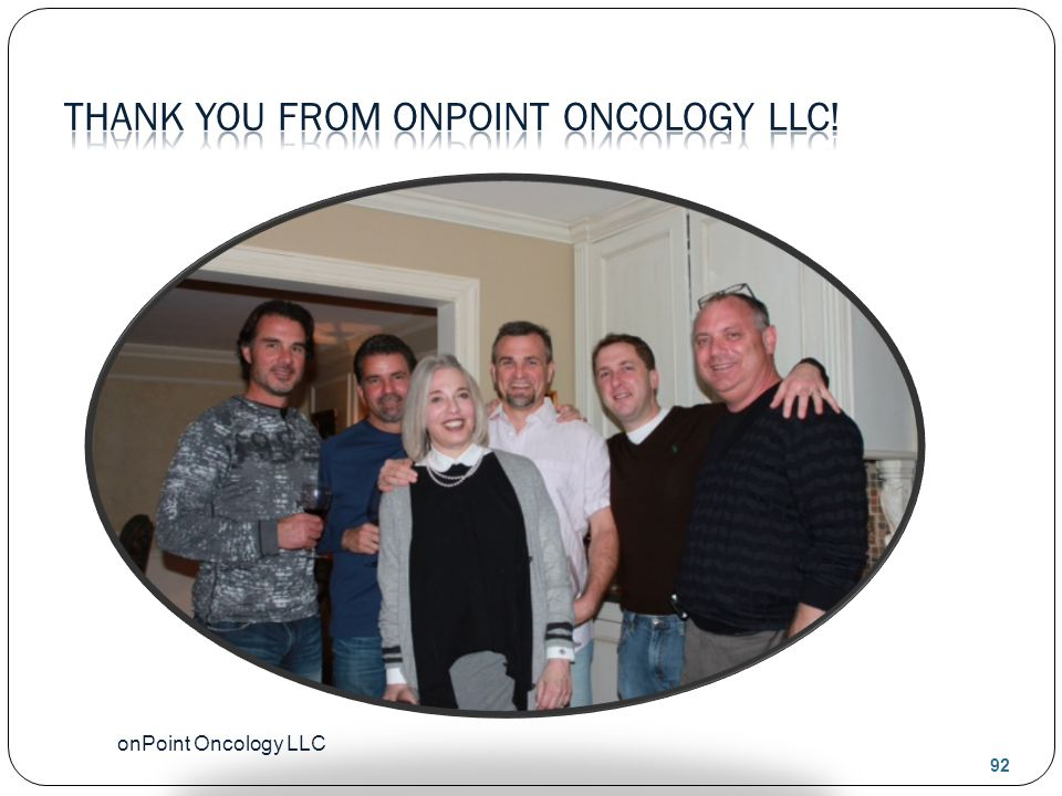 onPoint Oncology LLC 92