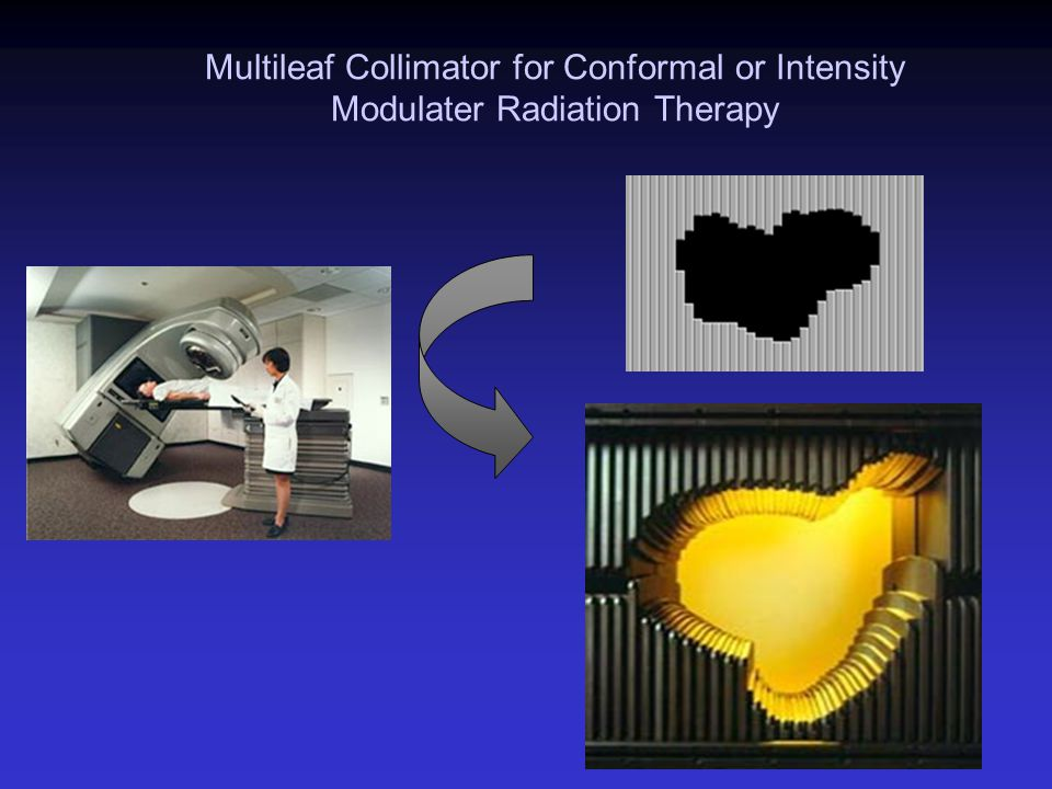 Multileaf Collimator for Conformal or Intensity Modulater Radiation Therapy