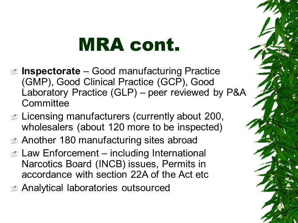 MRA cont.