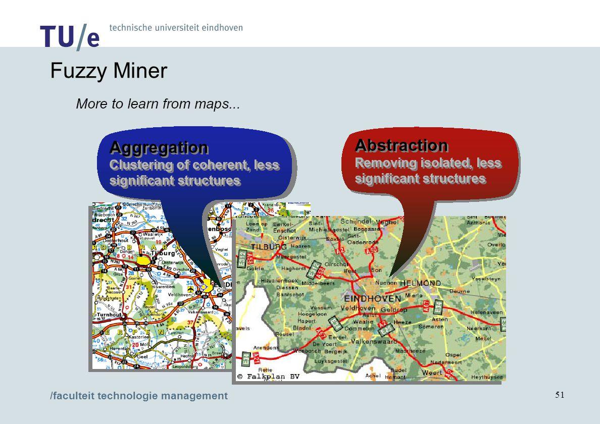 /faculteit technologie management 51 Fuzzy Miner