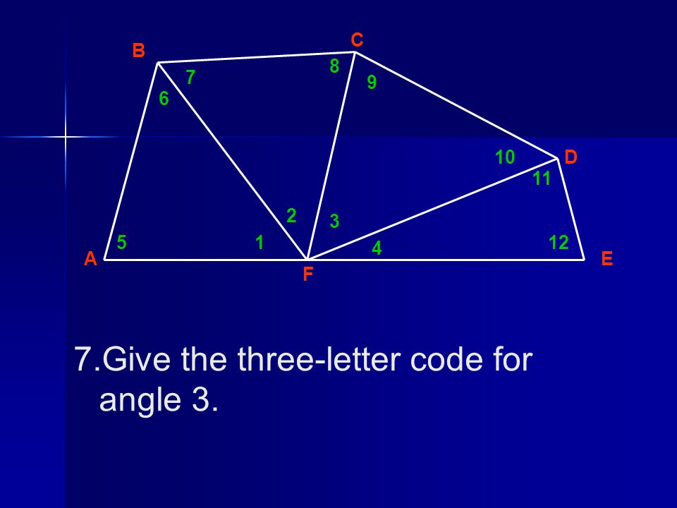 Quick recap Quiz - ANSWERS 1.What is the total (sum) of all the exterior angles of ANY polygon.