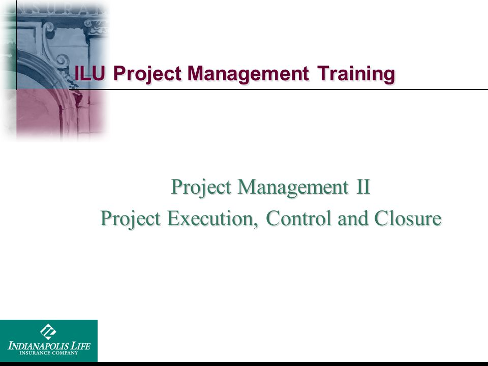 Contract / Procurement Management –determines how suppliers will be selected and the contract types that will be administered Time Management –determines how long each activities takes to complete to ensure timely completion of the project Cost Management –determines the costs of resources and materials to ensure that the project is completed within the approved budget Integration Management –Each BOK is integrated with each other at differing degrees of application depending on where and when you are in the life cycle phase Recap - 9 PMI PM Knowledge Areas