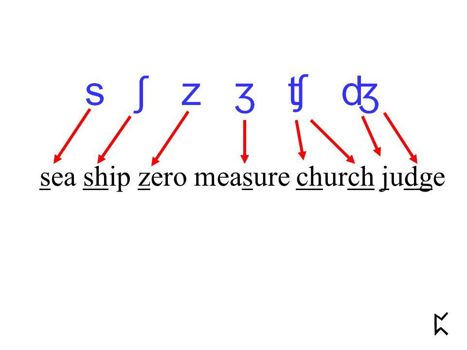 sea ship zero measure church judge