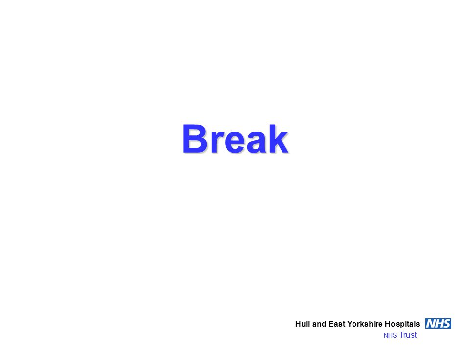 Break Hull and East Yorkshire Hospitals NHS Trust