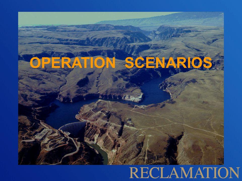 OPERATION SCENARIOS