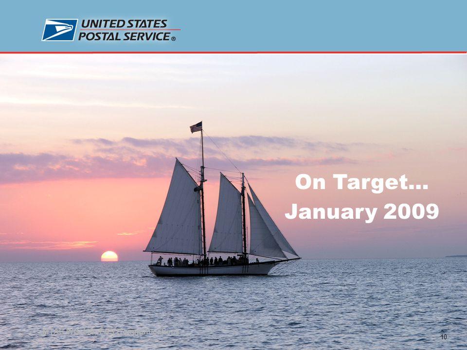 10 On Target… January 2009 MTAC WG-119, FSS Communications