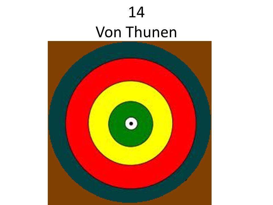 14 Von Thunen