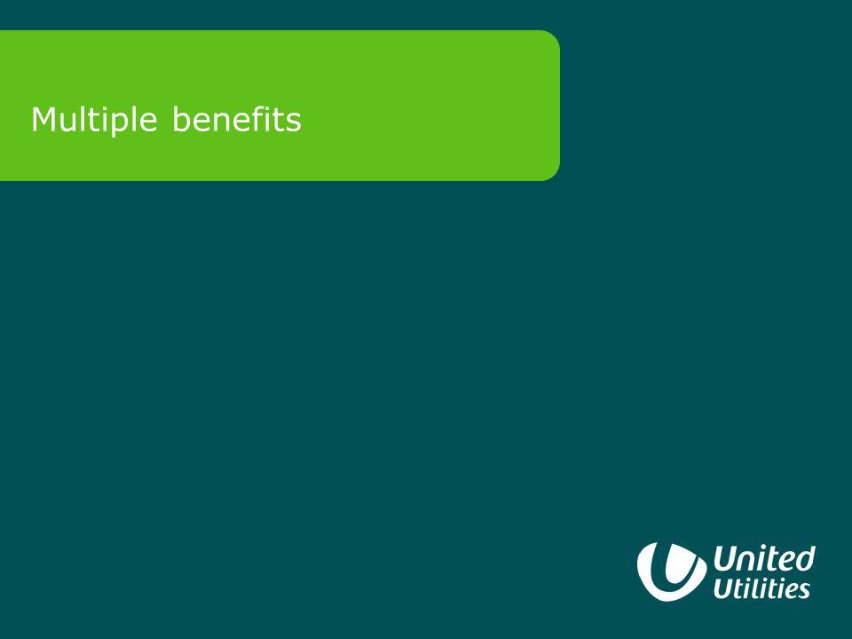 Multiple benefits