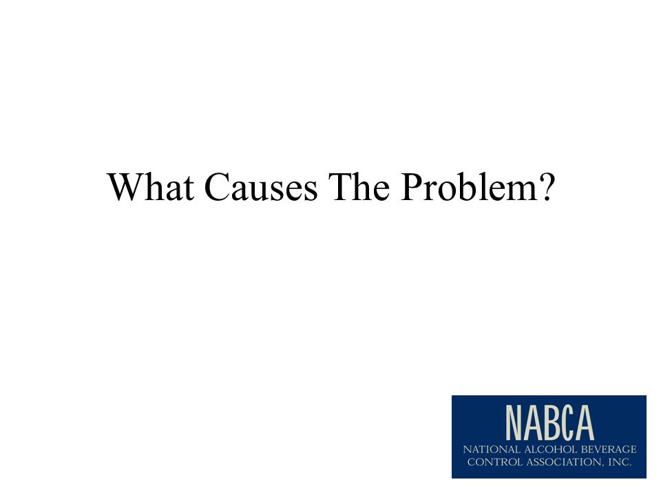 What Causes The Problem