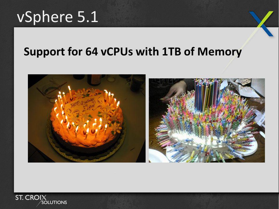 vSphere 5.1 Zero Downtime Upgrade for VMware Tools*