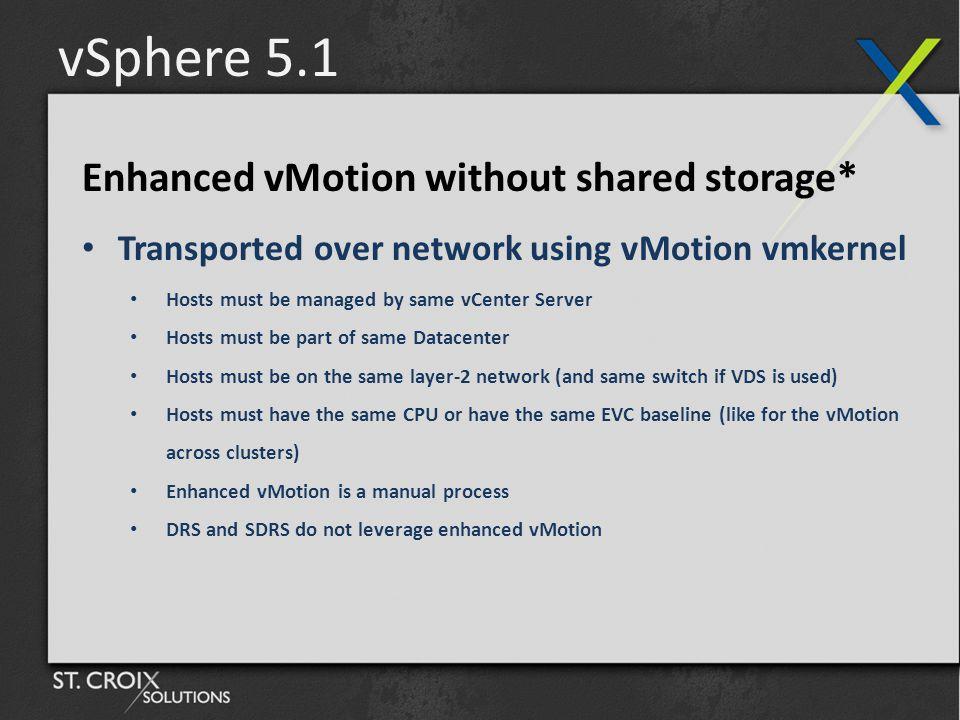 vSphere 5.1 All new vSphere Web Client