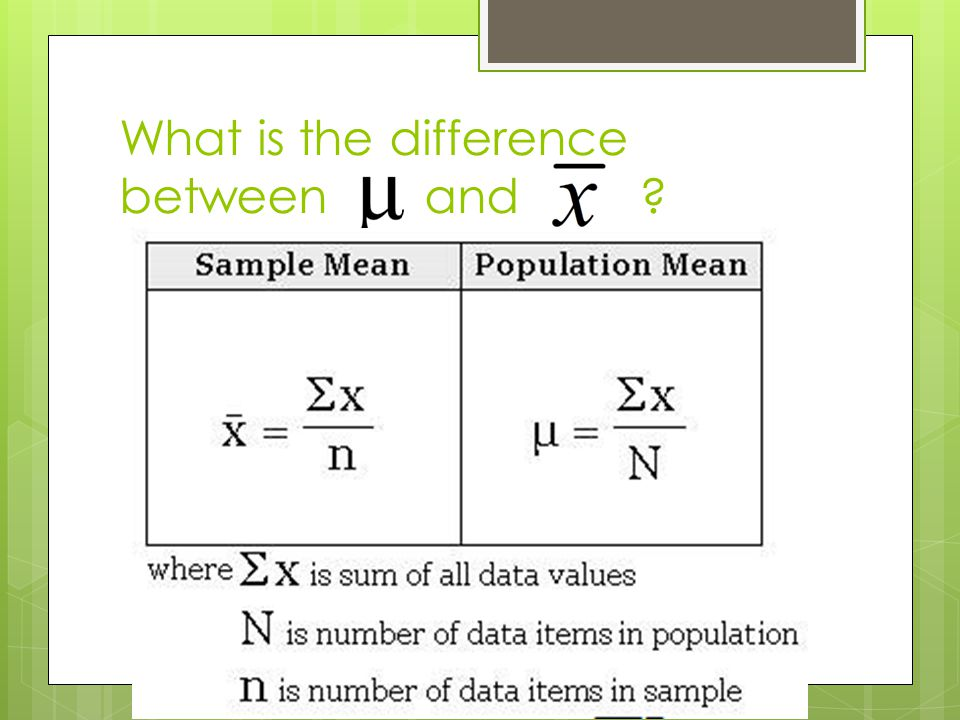 What is the difference between and ?