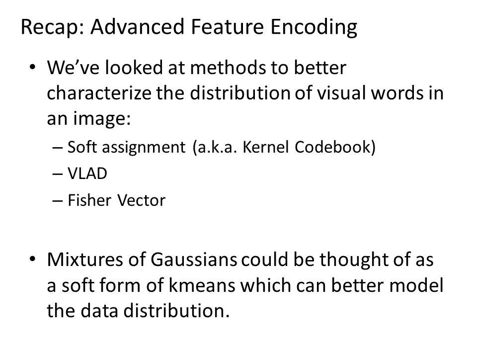 Resolving detection scores 2.Context/reasoning meters Hoiem et al. 2006
