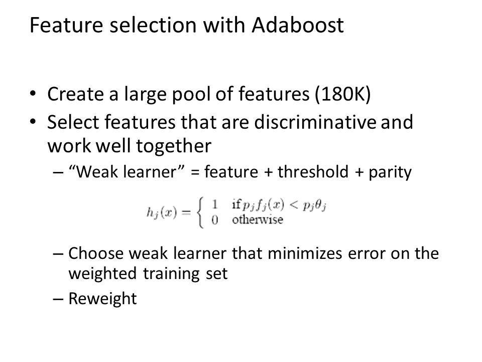 Adaboost