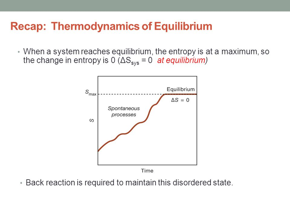 Example CO(g) + 2H 2 (g) CH 3 OH(g) ΔH o rxn = -90.5 kJ/mol The equilibrium constant for the reaction above is 25000 at 25 o C.