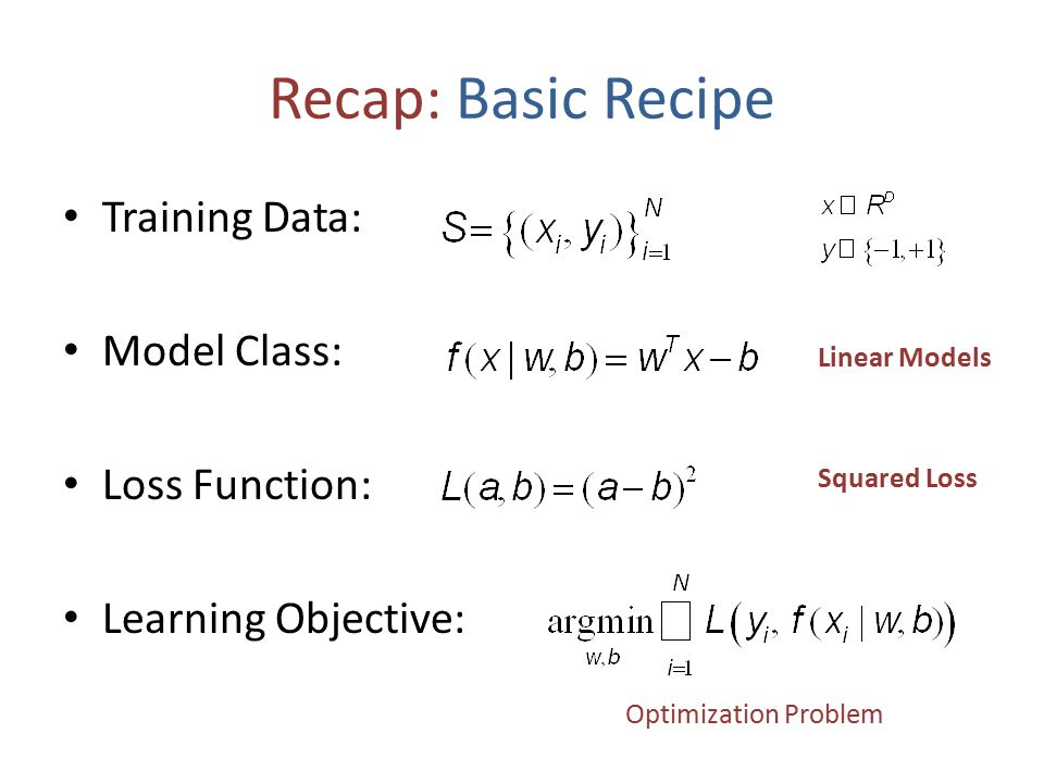 Next Week Regularization Lasso Recent Applications Next Wednesday: – Recitation on Probability & Hypothesis Testing
