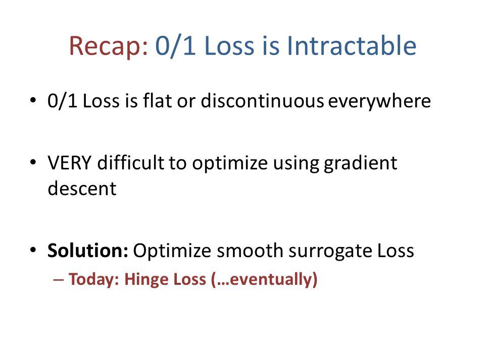 Logistic Regression Log-Linear Model y*f(x) P(y x) Also known as sigmoid function: