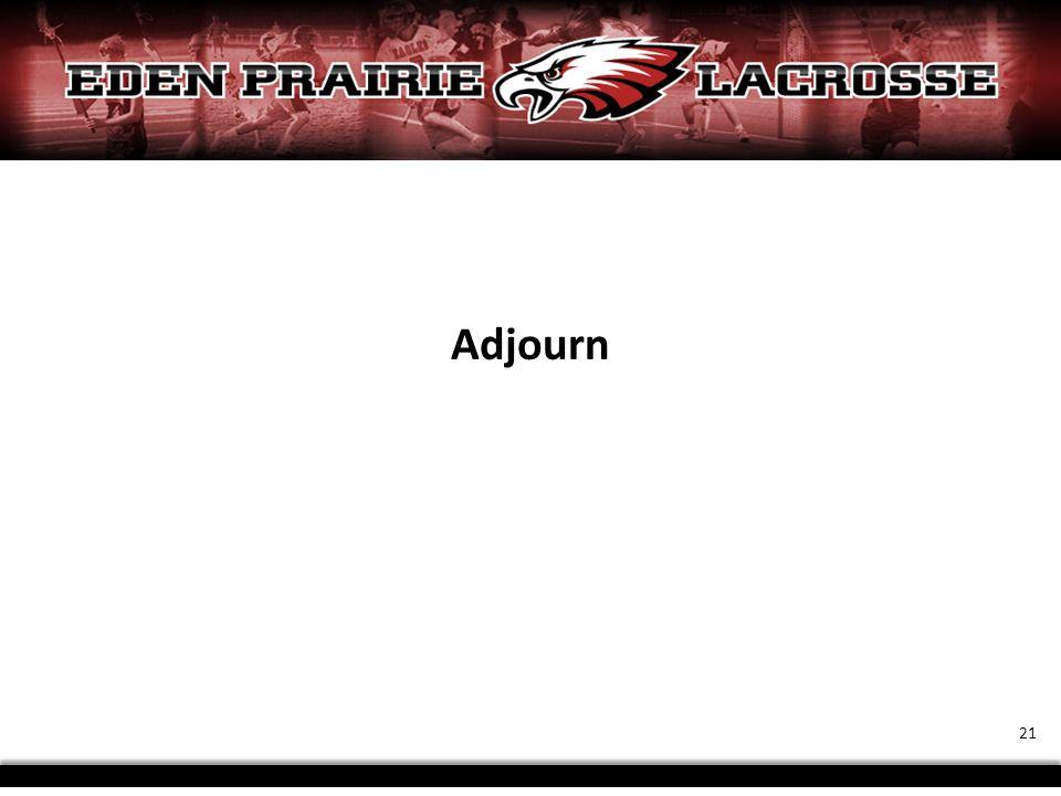Adjourn 21