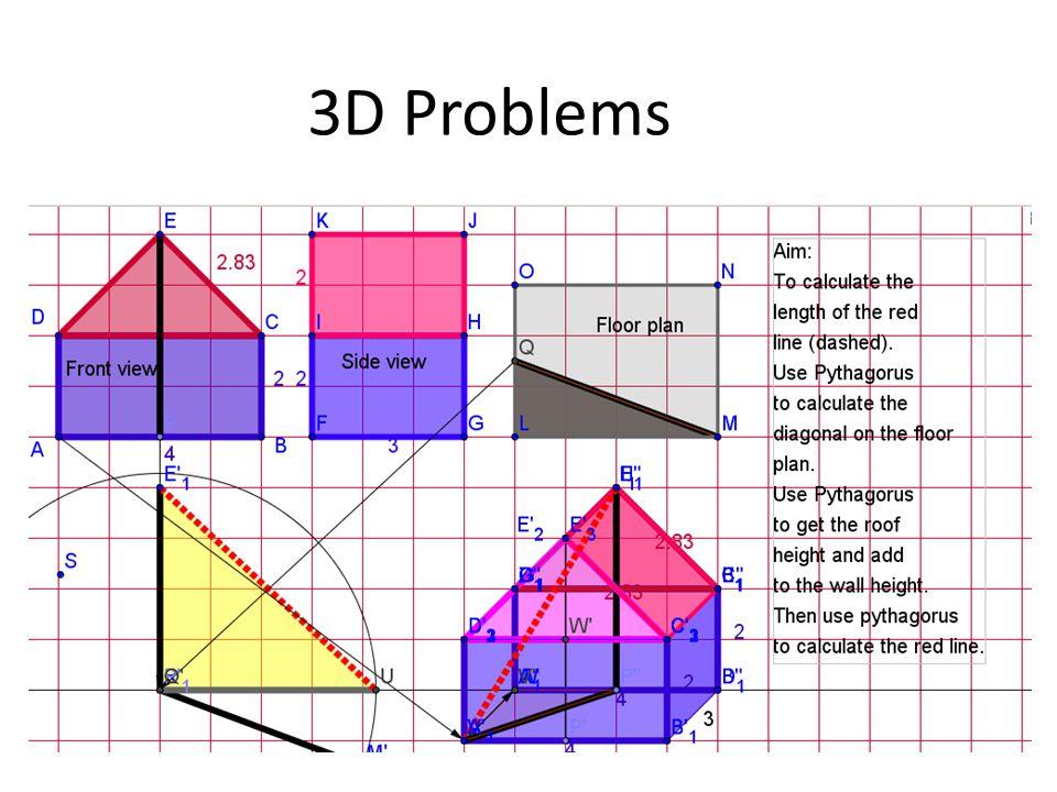 3D Problems