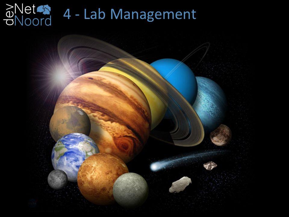 4 - Lab Management