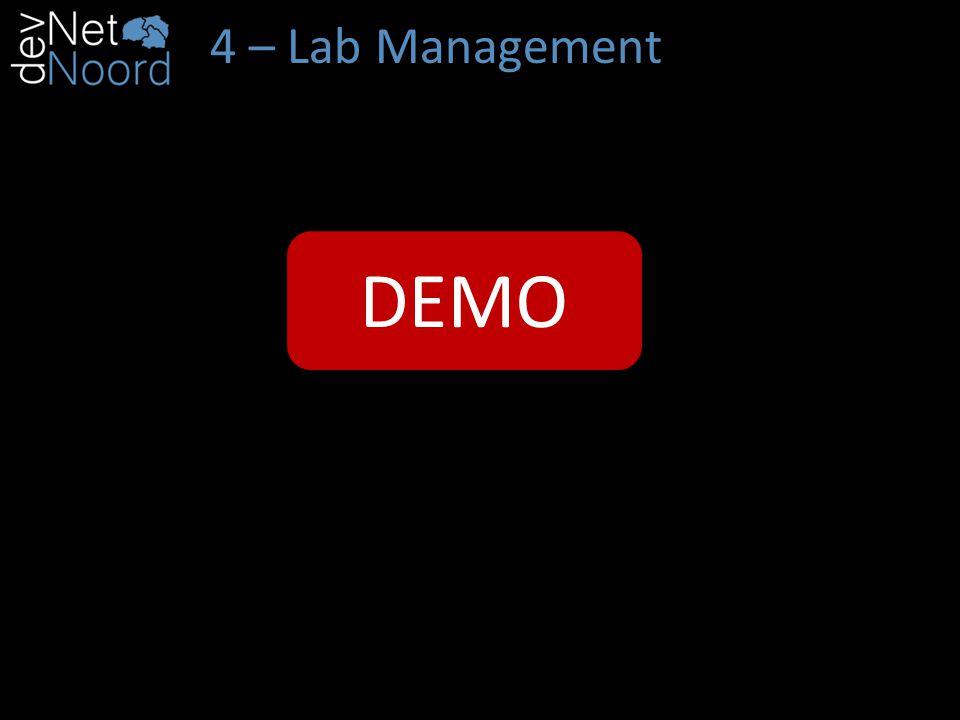 4 – Lab Management Bike DEMO