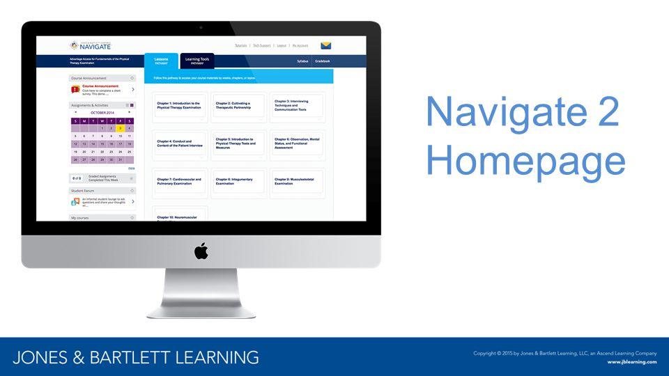 Navigate 2 Homepage
