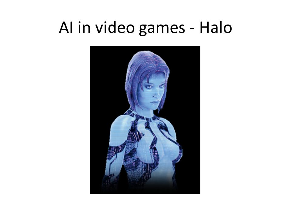 AI in video games - Halo