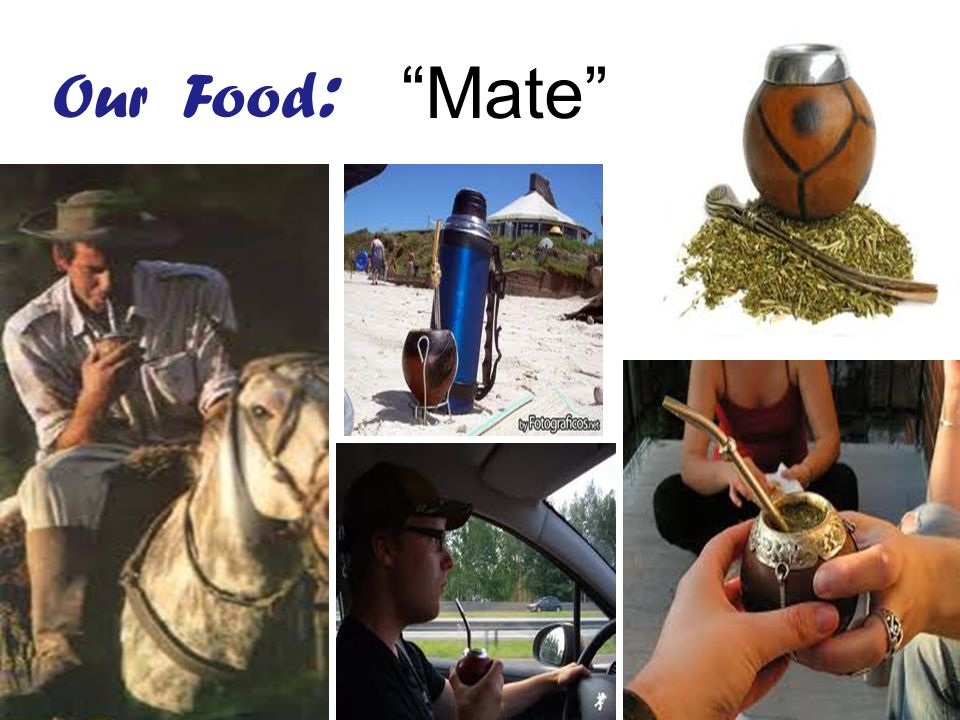 Mate Our Food :