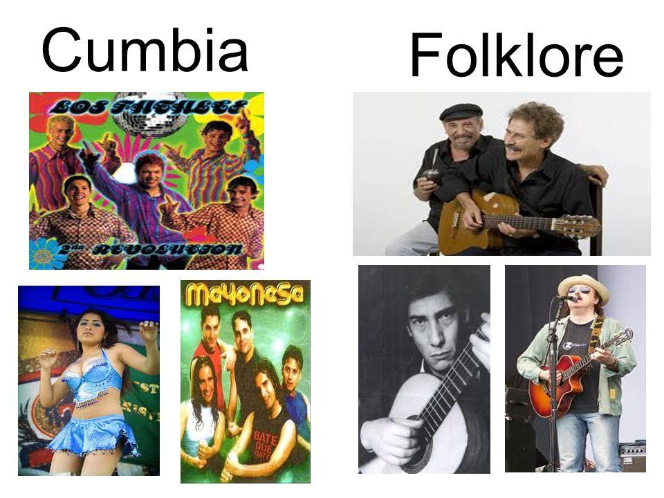Folklore Cumbia